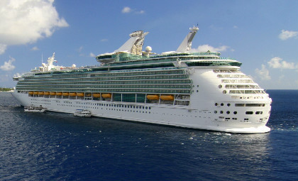 Navigator of the Seas van rederij Royal Caribbean cruises
